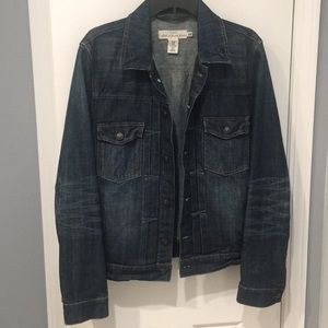 H&M jean jacket men's M